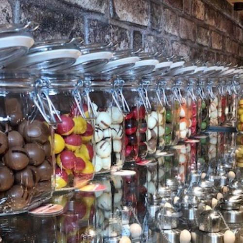Huize-Holland chocolade bikkels verschillende smaken