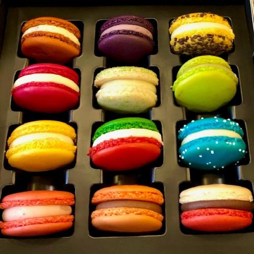 Huize-Holland Macarons 12 stuks