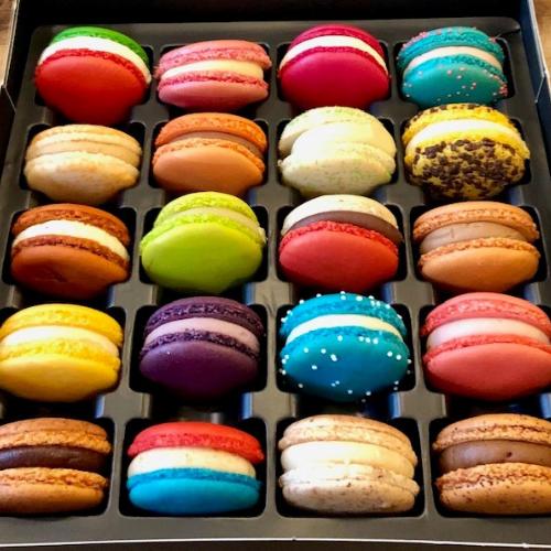 Huize-Holland Macarons 20 stuks