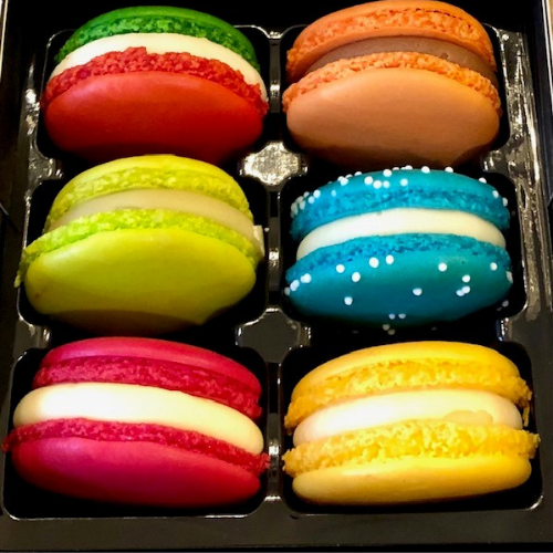 Huize-Holland Macarons 6 stuks